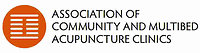 Welcome. Association of Community & Multibed Acupuncture Centres