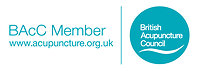 About us. Member of British Acupuncture Council
